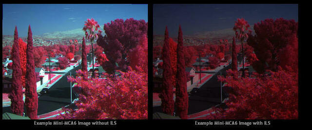 Tetracam - Image Gallery
